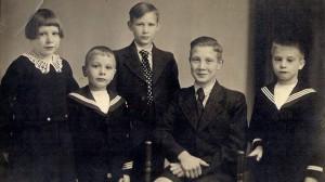 Henk Heithuis (na archivní fotografii druhý zleva)