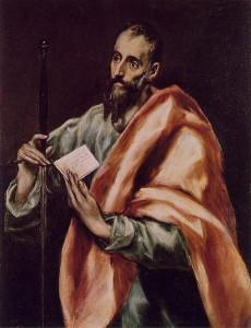 Svatý Pavel y tarsu