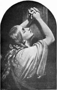 Modlící se Máří z Magdaly