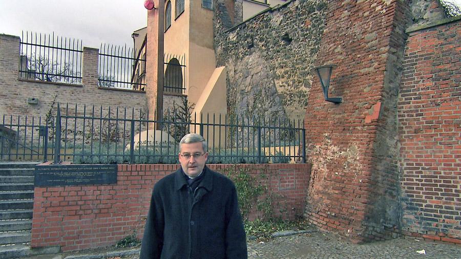 Pavel Konzbul, spirituál Biskupského gymnázia v Brně, katolický kněz věnující se mládeži