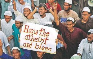 Pověste ateistického blogera