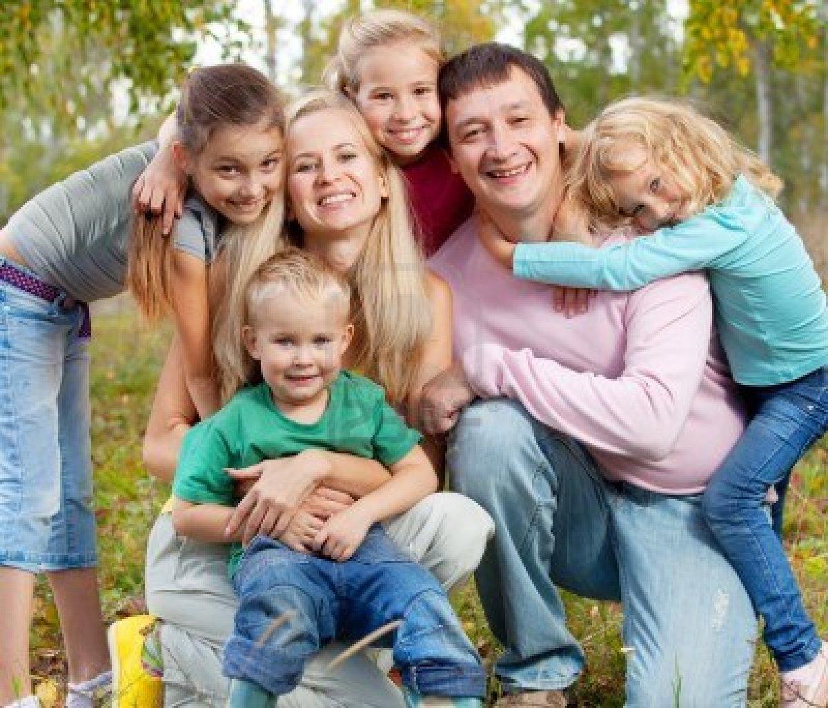 семейное фото россия