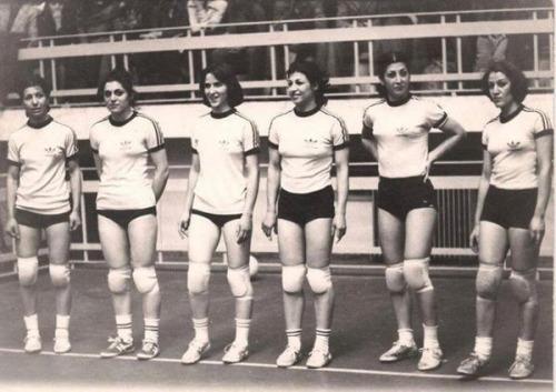 teheran volejbal 1970