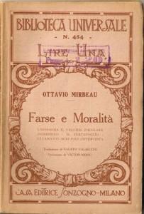Farse e moralità (Žerty a morálka), 1914