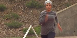Sarah Attar, běžkyně na 800 metrů, Saudská arábie