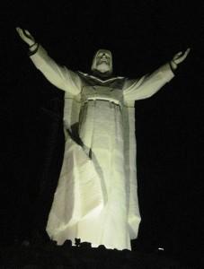 Socha Krista Krále je největší socha Ježíše Krista na světě (pokud se do výšky sochy započítává i koruna). Nachází se v Polsku, ve městě Świebodzin.