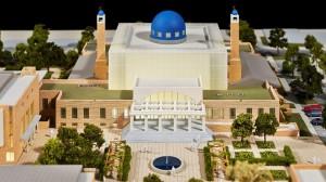 Připravovaná megamešita v Irsku financovaná Katarem