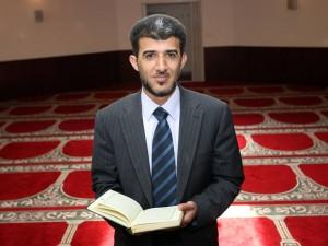 Muneeb Hassan Alrawi, head of Czech muslim communities