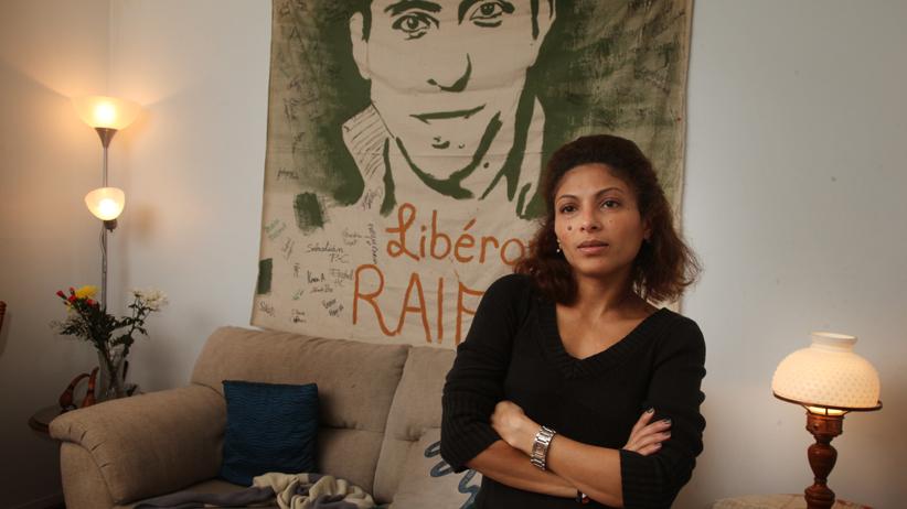 Ensaf Haidar, manželka Raifa Badawiho.